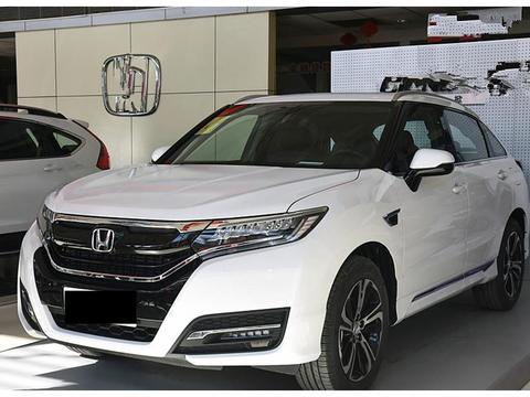 本田最高端的SUV,汉兰达同级别,后排能翘二郎腿,还买途观L?
