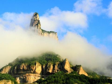 浙江温州乐清市游览资源最优的镇,具有5A景区,高铁过境
