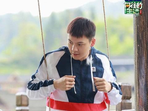 陈伟霆活动生图流出,迷人气质超抢镜,粉丝:我可以