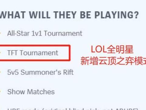 LOL全明星赛:每个赛区只能派2名选手,谁出战1V1却让网友犯了难