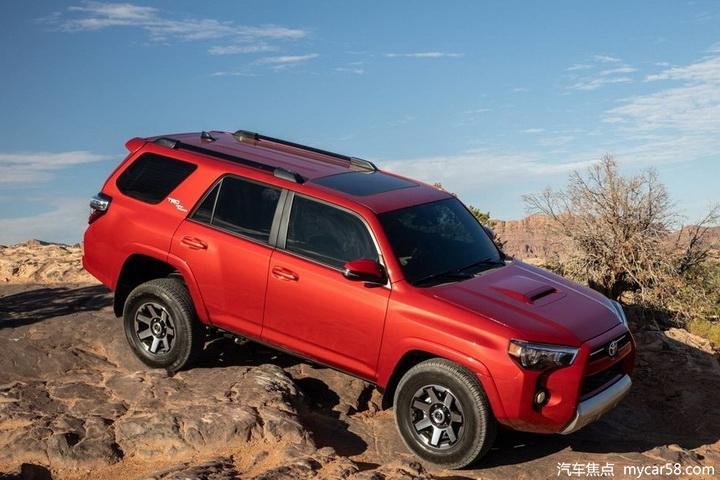 丰田新款超霸发布,与普拉多同平台,搭4.0L V6引擎