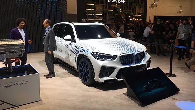 2019法兰克福车展概念车造型科幻 新能源一边倒 最快1.9秒破百