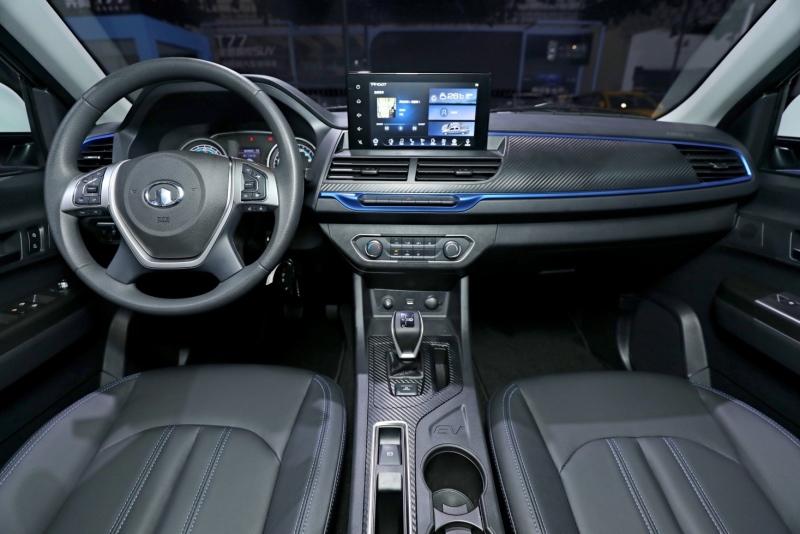 长城皮卡风骏7 EV开启预售 25.68万元起