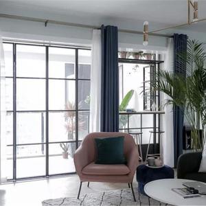 三居室的房子,足足133平米,如果用方式9万元是不是很划算?-雅居乐富春山居装修