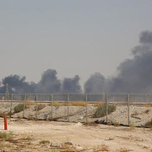 """沙特石油设施遇袭,特朗普:伊朗""""看起来""""应为袭击事件负责"""