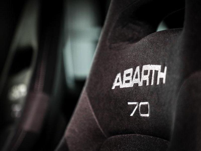 外表呆萌内心暴躁 新款Abarth 595 Pista官图发布