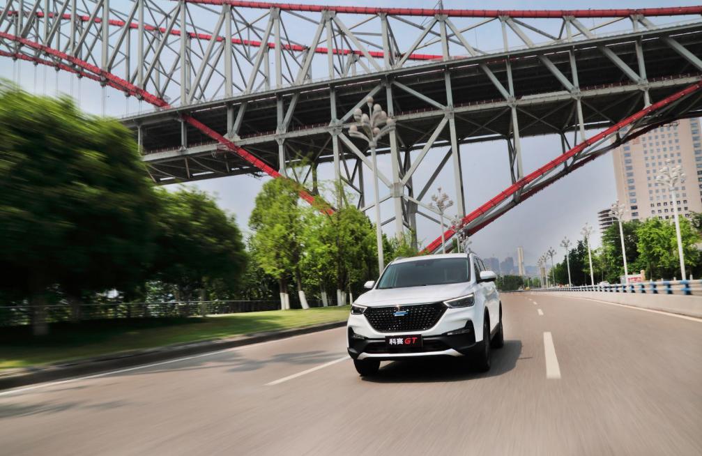 四大产品优势加持,长安欧尚科赛GT正式上市