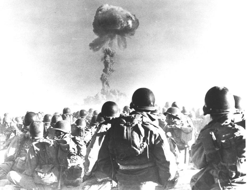 米粒大小的原子弹,爆炸后的威力有多大?科学家给出答案