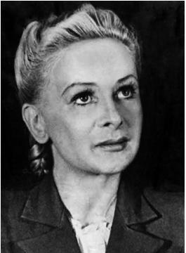 苏德战争时马卡洛娃投降德军屠杀同胞,战争结束三十年后被处决