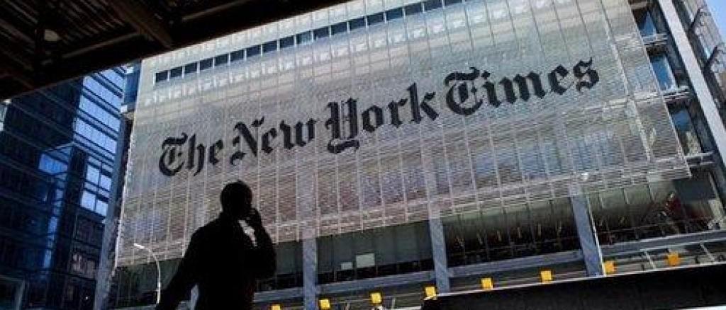 玩砸了的《纽约时报》 这次连队友都看不下去了