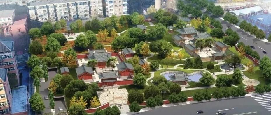 太原又要扩建一座公园,住在附近的人有福了!