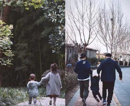 黄磊首晒小儿子照片,和佟大为一样两女一儿,孩子长得都好看!