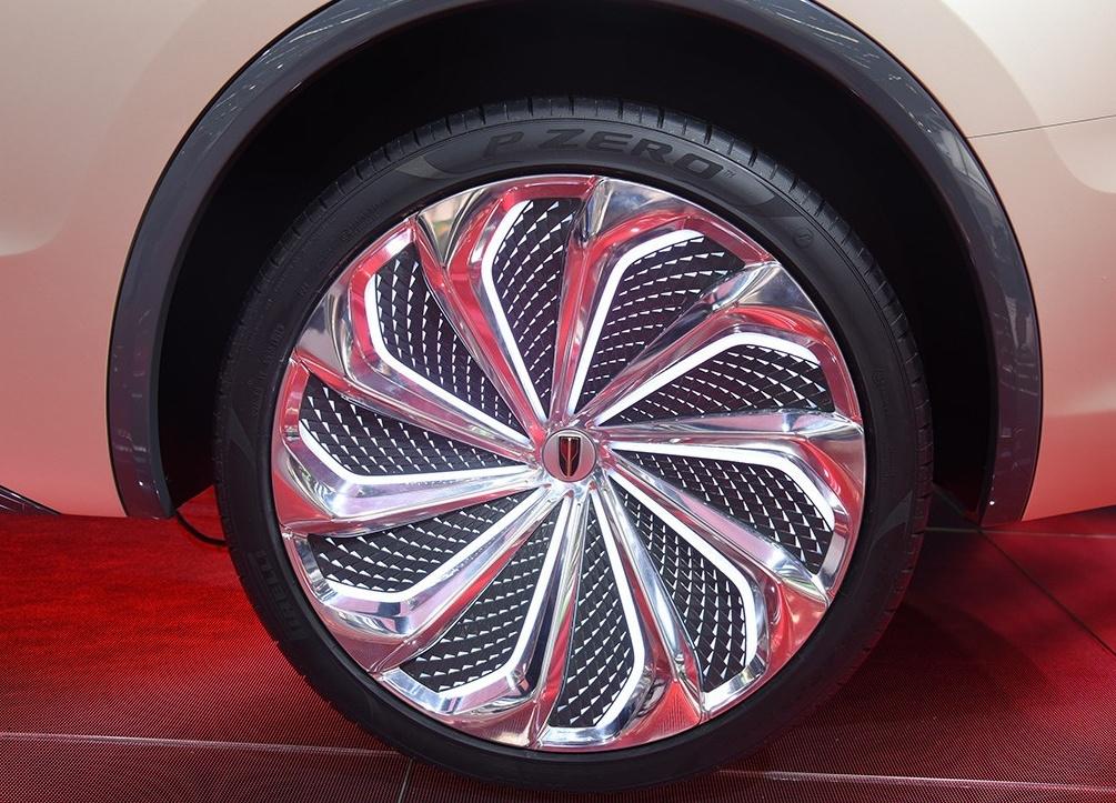 红旗再度爆红,法兰克福车展全新纯电SUV概念车发布