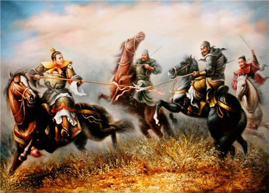 三国演义最出名的虎牢关之战,历史原型竟然是他们
