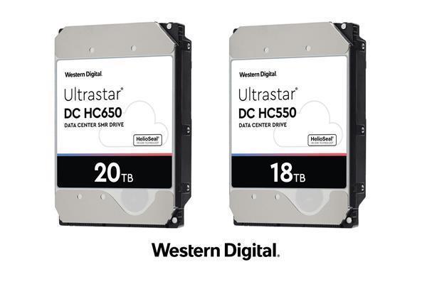 西数否认20TB机械硬盘用上MAMR技术 只有SMR