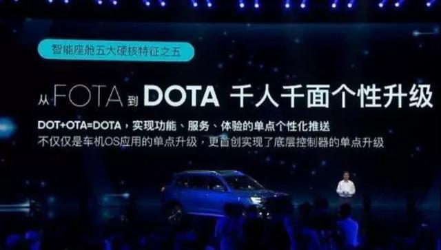 中国品牌独有技术!可以在车里这么玩DOTA