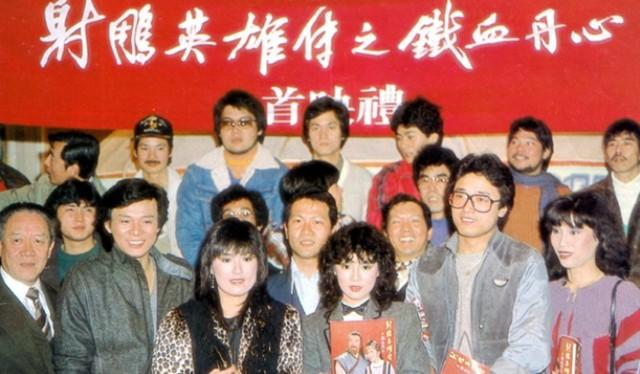 以前香港女星流行一种很夸张的卷发,翁美玲就曾留过,真的好看吗