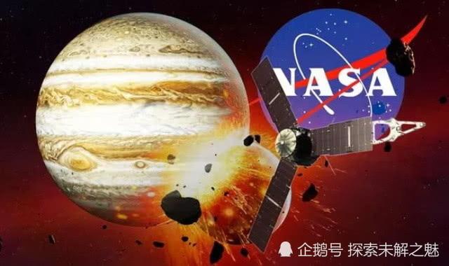 困惑!朱诺号揭示了年轻的木星被比地球重10倍的行星撞击
