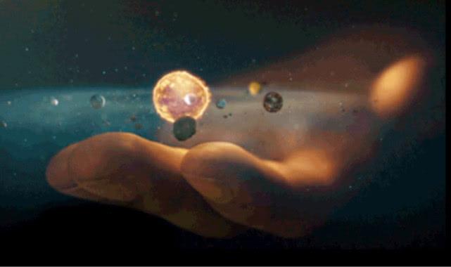 宇宙天体的转动出现层层结构,银河系到底围绕着什么转动?
