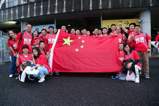 恒驰再次亮相亚冠成福星!恒大拿下日本最强队,杀进东亚区决赛