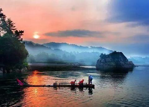 游楠溪江,睡海景房,《青云志》拍摄地,体验赵丽颖呆过的美景