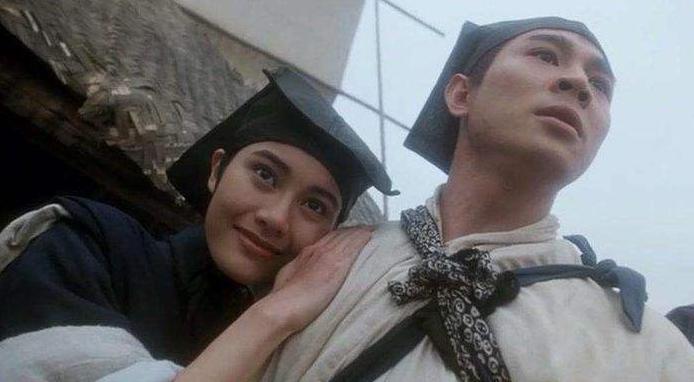 李嘉欣演杨贵妃被嫌又老又丑?可她年轻时的古装真不输巩俐