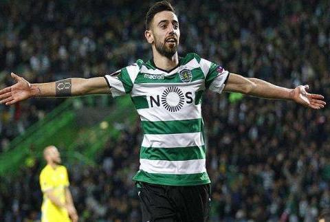 葡萄牙体育要给布鲁诺涨薪,税后年薪200万欧