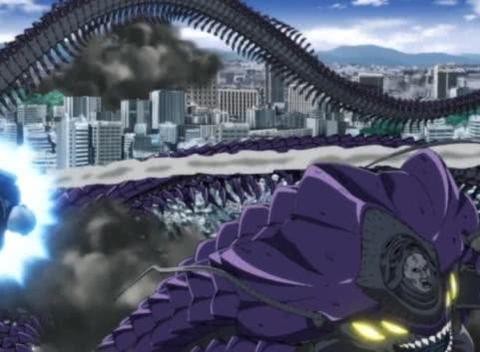 一拳超人:英雄协会最强的是龙卷?其实金属骑士比她厉害