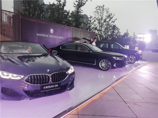 "X7&8系&7系,BMW旗舰车型豪华阵容齐聚山城,共谱""极致之悦"""