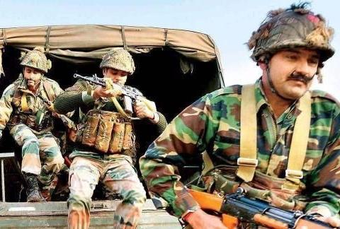 印度军队再次越境,士兵快速增援,专家:印度野心不小