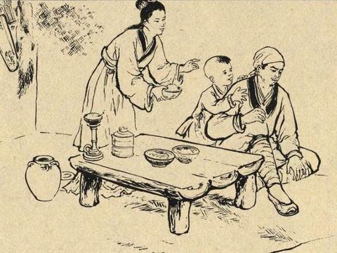 民间故事:老大种豆芽,神鸟送金银,老二照样学,命丧黄金山