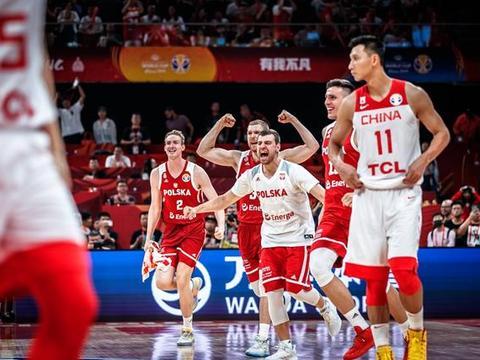 中国男篮只是没有打好7秒!战胜波兰啥事没有,球迷不要期望过高