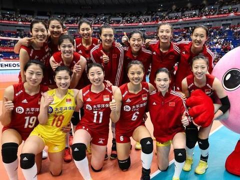 朱婷李盈莹打对角,合力贡献31分,中国女排零封多米尼加女排