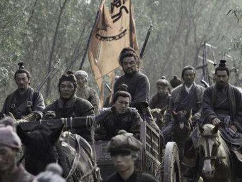 彭城之战中,刘邦的56万大军,为什么会被项羽的3万军队消灭?