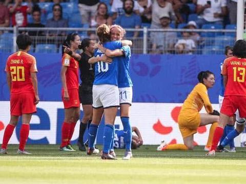 惨遭淘汰贾秀全难辞其咎!中国女足创世界杯三项最差