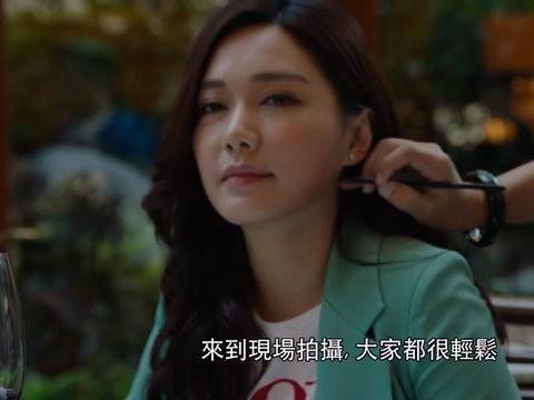 《法证先锋4》男主角疑暗串黄心颖 大赞靓汤演技比她好