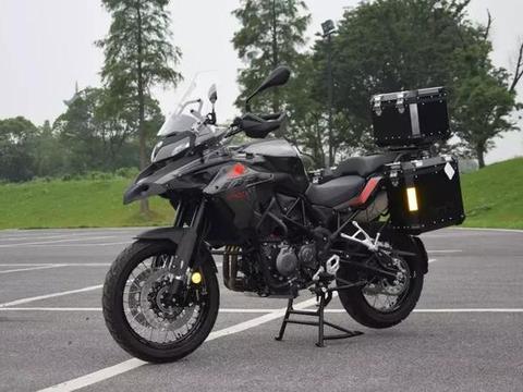 可代步可摩旅,颜值最高的国产拉力摩托车非它莫属