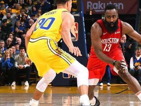 NBA最新战况,火箭最佳剧本再获利好,勇士掘金把自己给套路了
