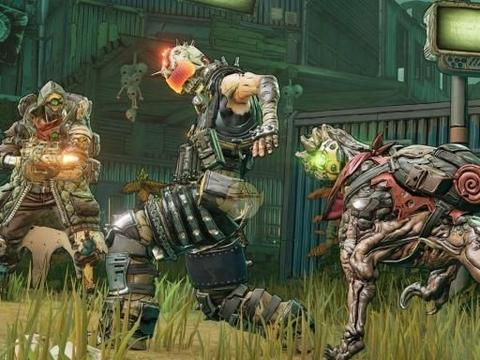 《无主之地3》猛毒大黄蜂武器感受蜂群的恐怖吧红字效果介绍