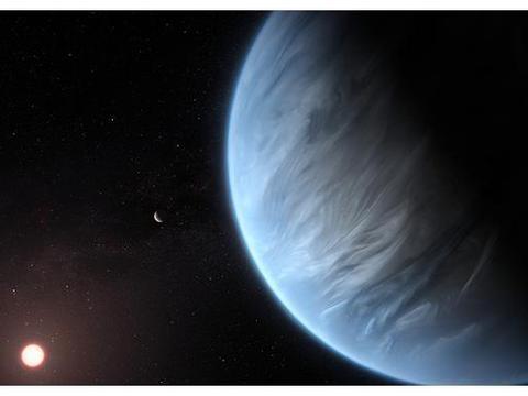"""系外行星大气含有水蒸气,第一颗""""地球2.0""""?"""