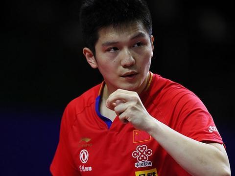 开心!许昕樊振东梁靖崑贡献三个3-0,中国男乒登顶亚锦赛冠军