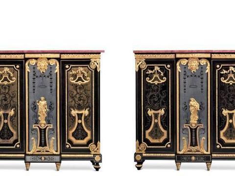 艺术欣赏:高贵优雅的法国新古典家具艺术之美,尽显雍容华贵