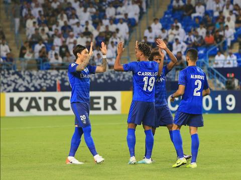 亚冠-利雅得新月再赢沙特德比 3-1逆转进半决赛