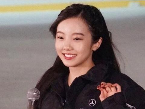 """日本最美花滑女神,是""""富三代""""爷爷身家超20亿"""