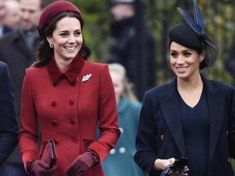 梅根再次失态,因女王的抉择,对威廉夫妇公然发脾气,暴露了本性
