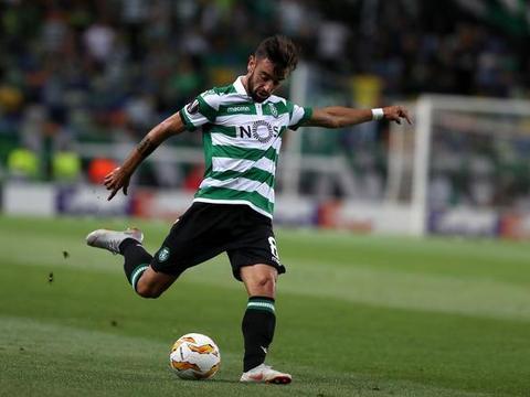葡媒:葡萄牙体育将与布鲁诺-费尔南德斯签下新合同