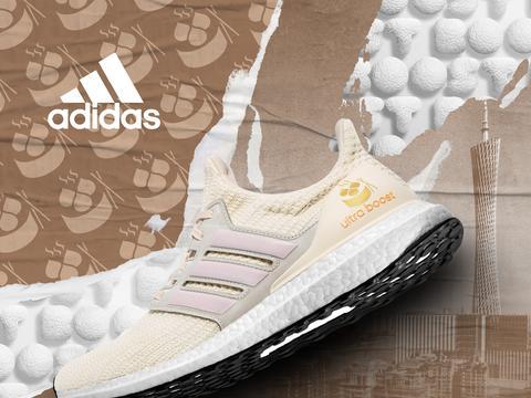 阿迪达斯城市系列跑鞋 创新演绎城市文化经典 印刻城市个性