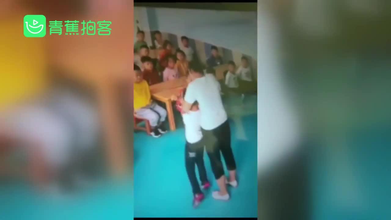"""官方通报""""网传山东邹城一幼师针扎幼儿"""":非事实,但老师确有体罚行为"""