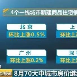涨幅回落!统计局公布最新房价 长沙新房价格环比上涨0.3%