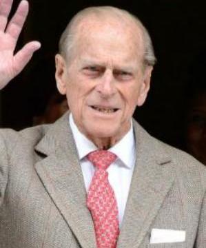 我老婆全身没瑕疵!菲利普亲王98岁仍口无遮拦,还调侃过广东人